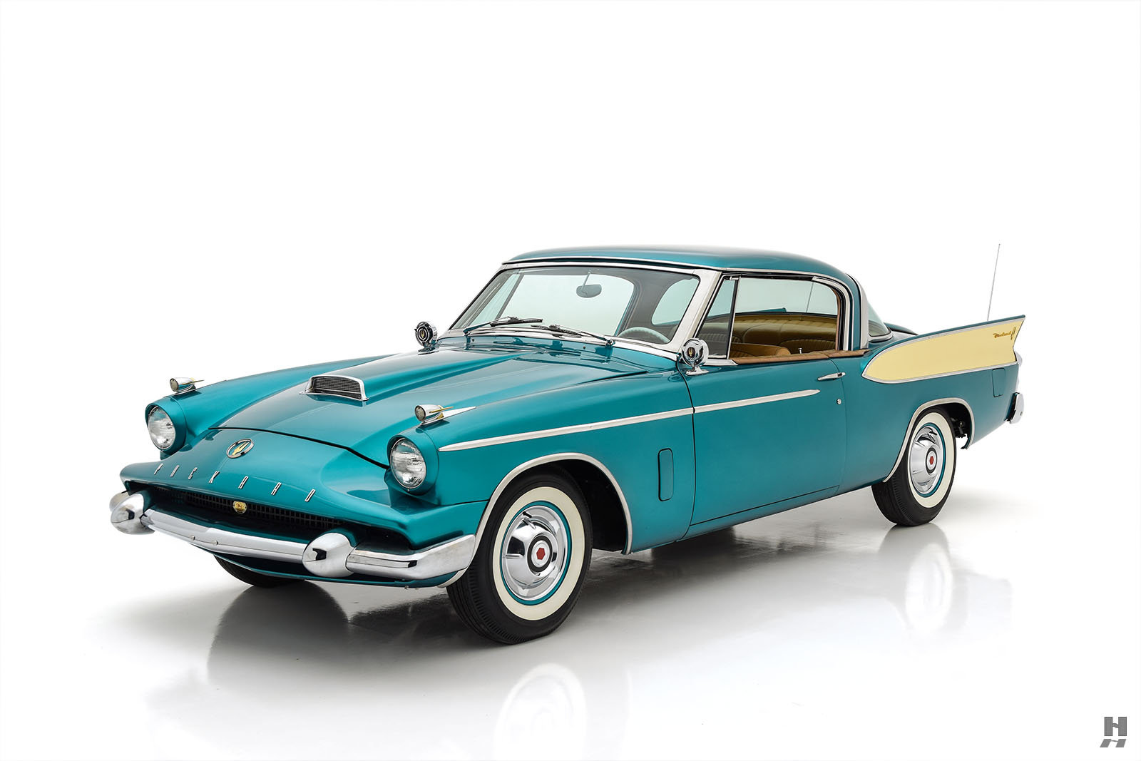 1958 PACKARD HAWK COUPE For Sale (picture 1 of 6)