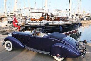 Packard V-Twelve 1937 For Sale