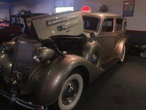 1937 Packard Caribbean = Pebble Beach Car + Rare  $95k For Sale (picture 2 of 6)
