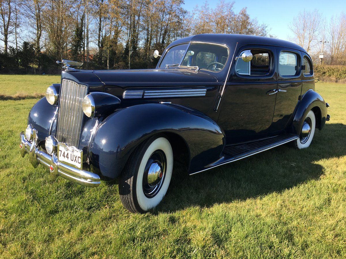 1939 Packard 120 - Beautifully Original SOLD (picture 1 of 6)