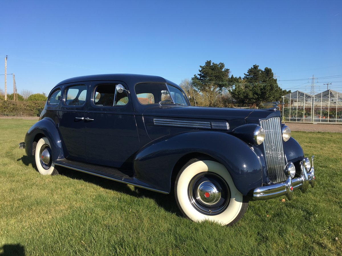 1939 Packard 120 - Beautifully Original SOLD (picture 2 of 6)