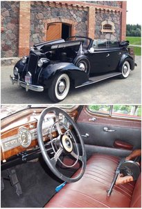 1939 Packard Super Eight for sale For Sale
