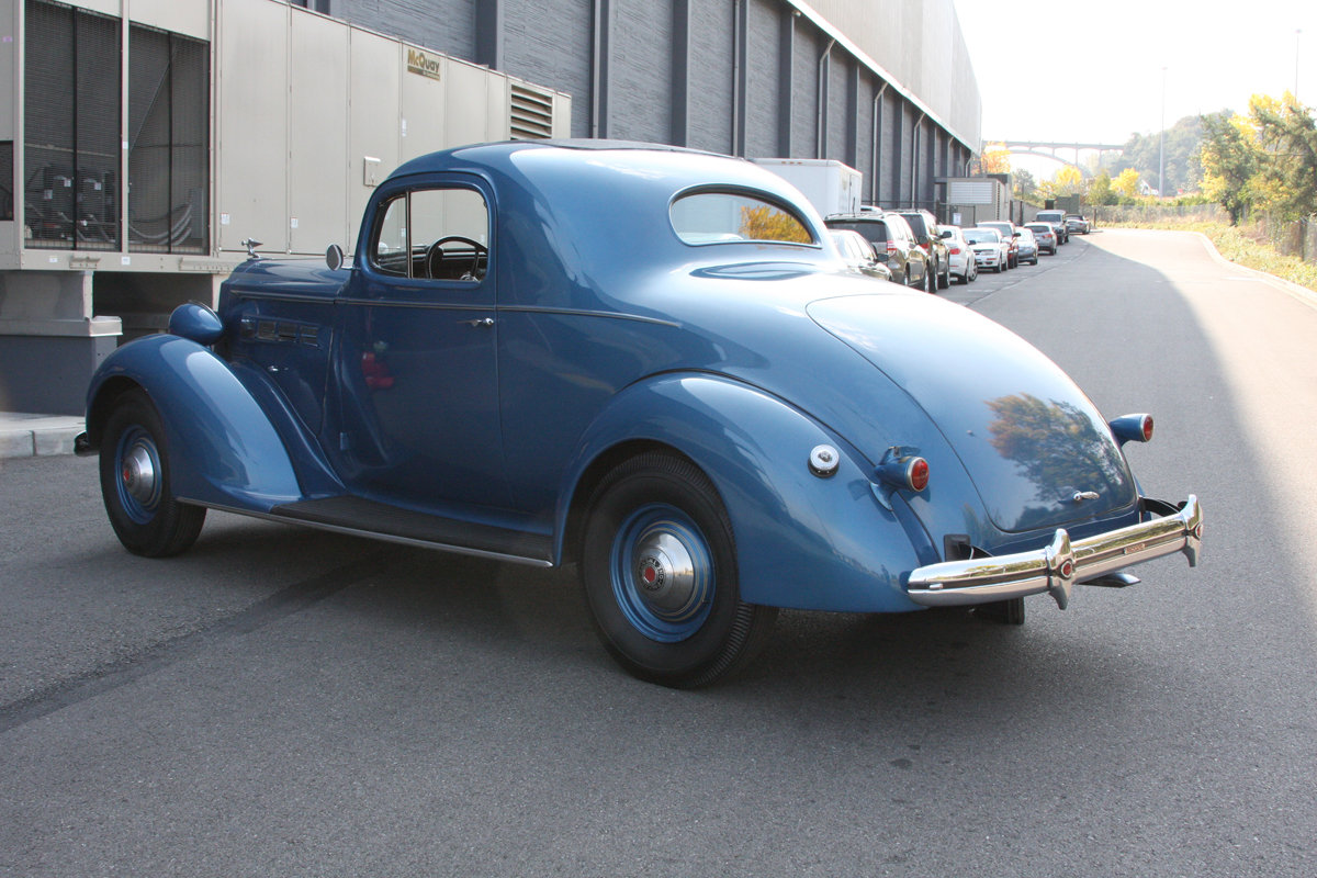 1937 Packard 120 C Business Coupe For Sale by Auction (picture 2 of 6)