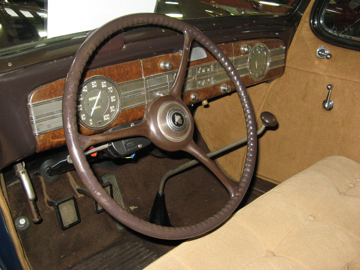 1937 Packard 120 C Business Coupe For Sale by Auction (picture 5 of 6)