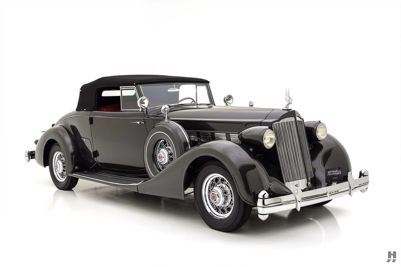 1936 PACKARD SUPER EIGHT COUPE ROADSTER For Sale (picture 2 of 6)