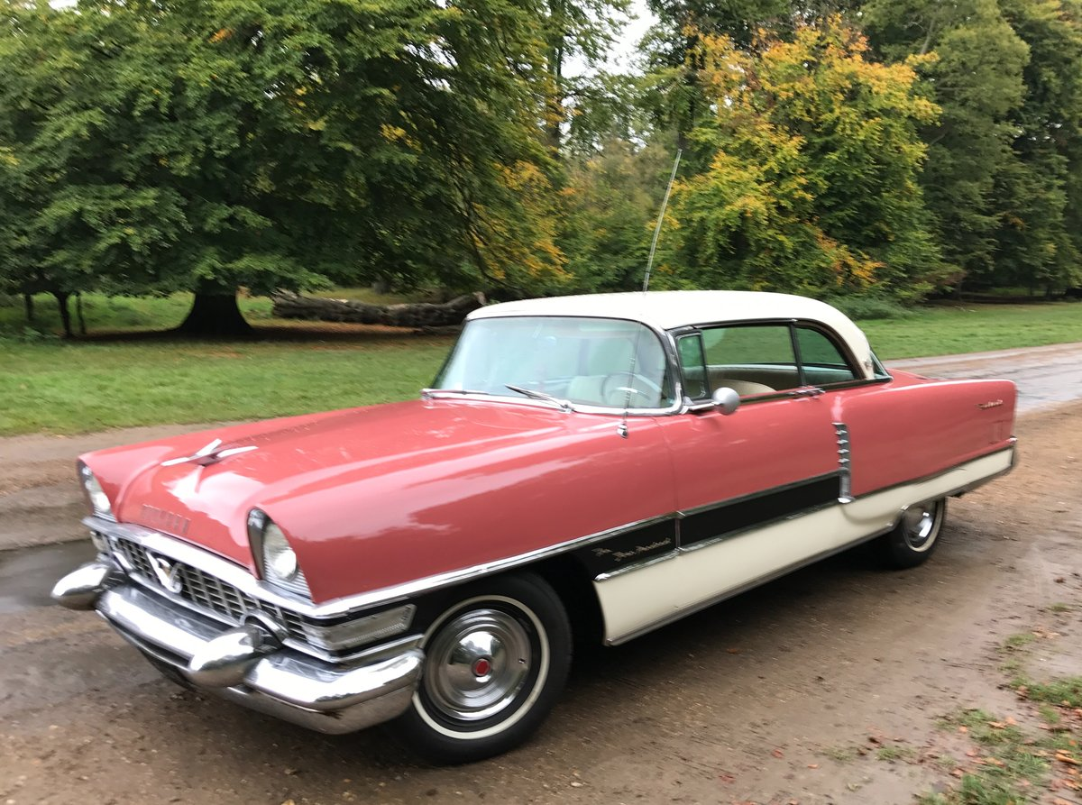 Hudson Auto Traders >> Packard 400 Hardtop Coupe,1955. V8, auto, For Sale | Car And Classic