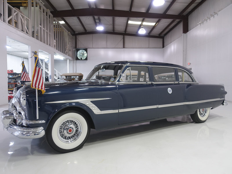 1953 Packard Executive Limousine (Used by the Service) For Sale (picture 1 of 6)