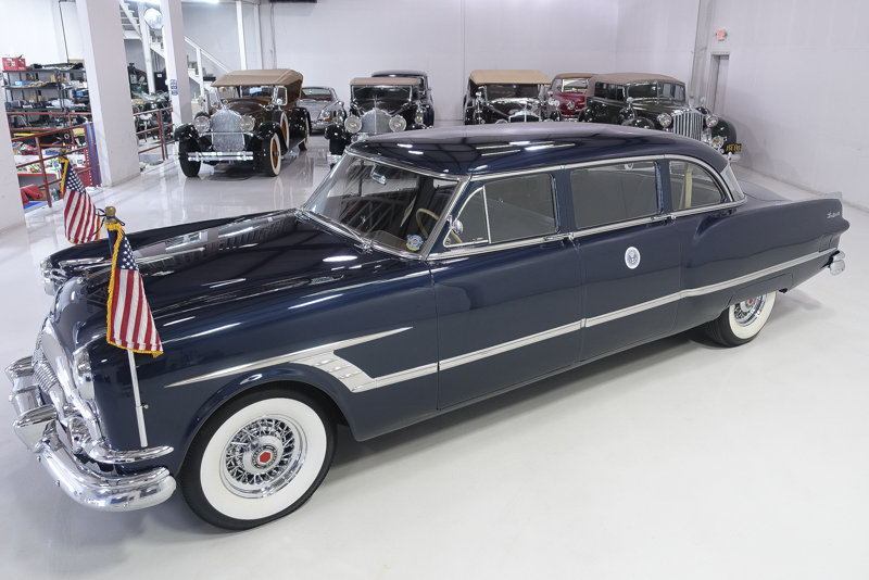 1953 Packard Executive Limousine (Used by the Service) For Sale (picture 2 of 6)