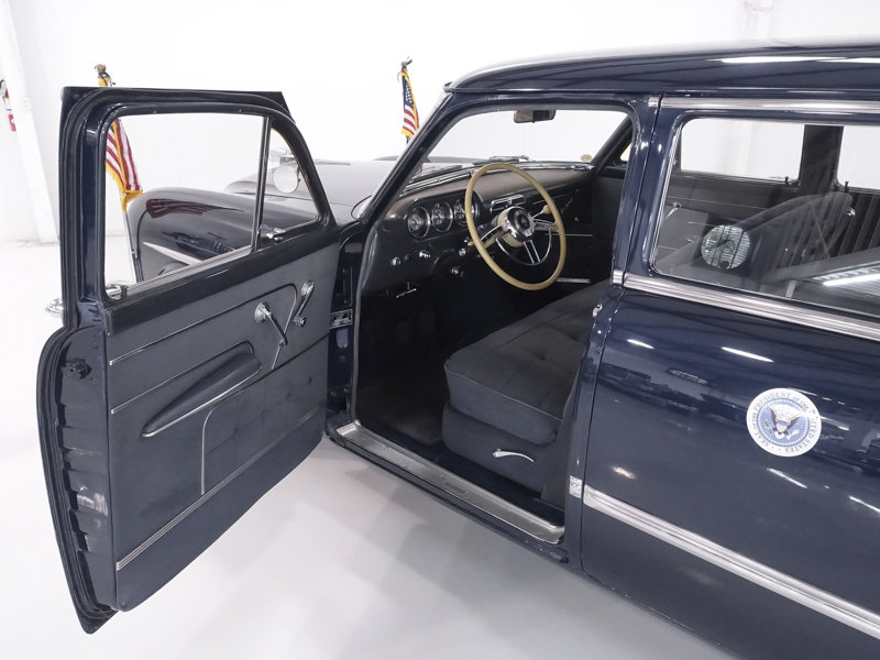 1953 Packard Executive Limousine (Used by the Service) For Sale (picture 3 of 6)