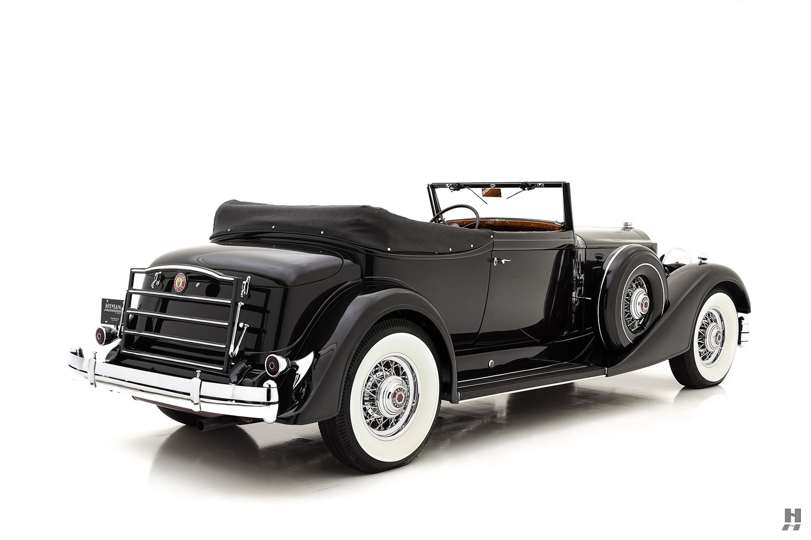 1934 PACKARD TWELVE VICTORIA CONVERTIBLE For Sale (picture 5 of 6)