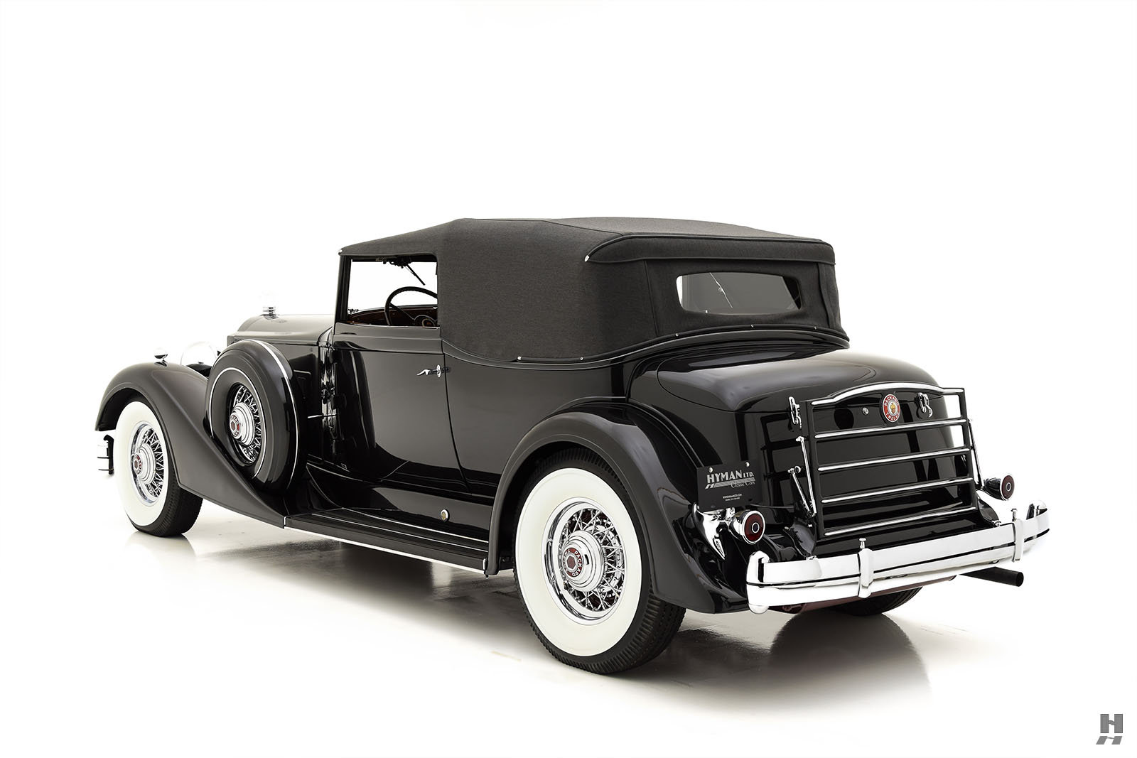 1934 PACKARD TWELVE VICTORIA CONVERTIBLE For Sale (picture 6 of 6)