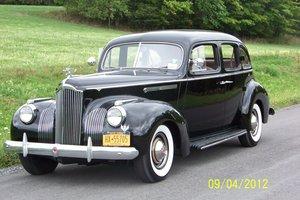 1941 Packard 110 4 door Sedan For Sale