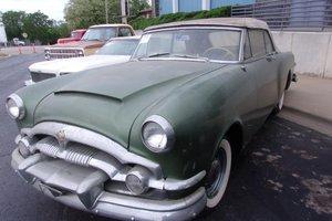 1953 Packard Carribean Convertible For Sale