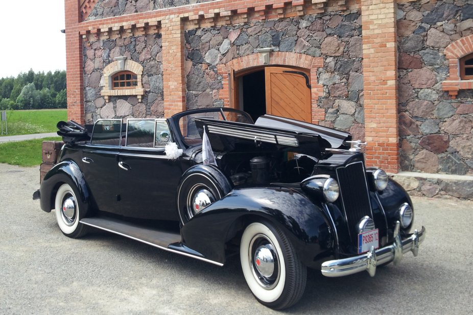 1939 Packard Super Eight for sale For Sale (picture 2 of 5)