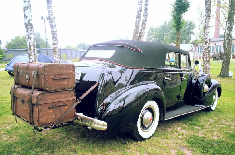 1939 Packard Super Eight for sale For Sale (picture 4 of 5)