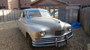 1948 Packard Eight Sedan For Sale by Auction