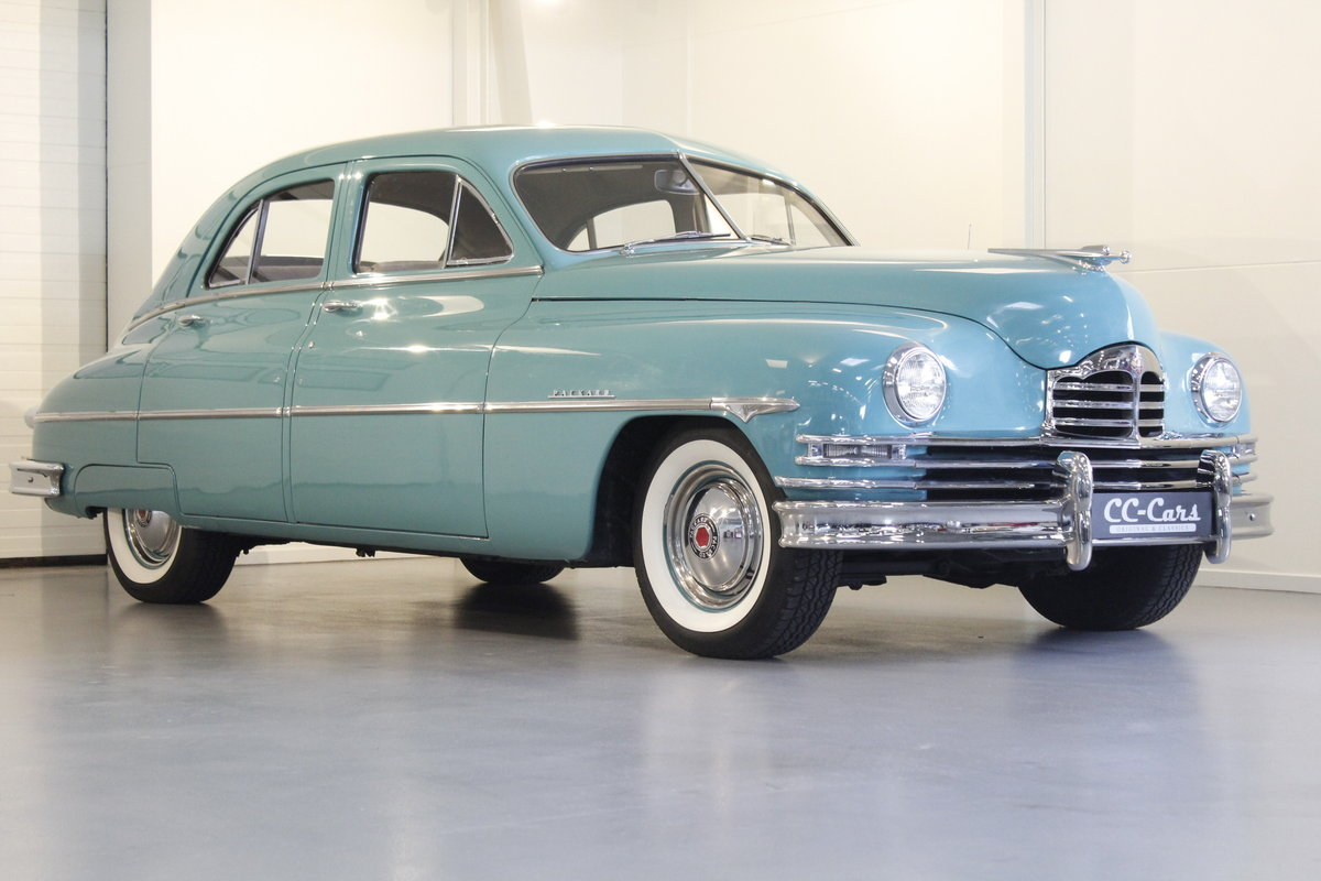 1950 Packard Eight 4,7 Touring Sedan For Sale (picture 1 of 6)