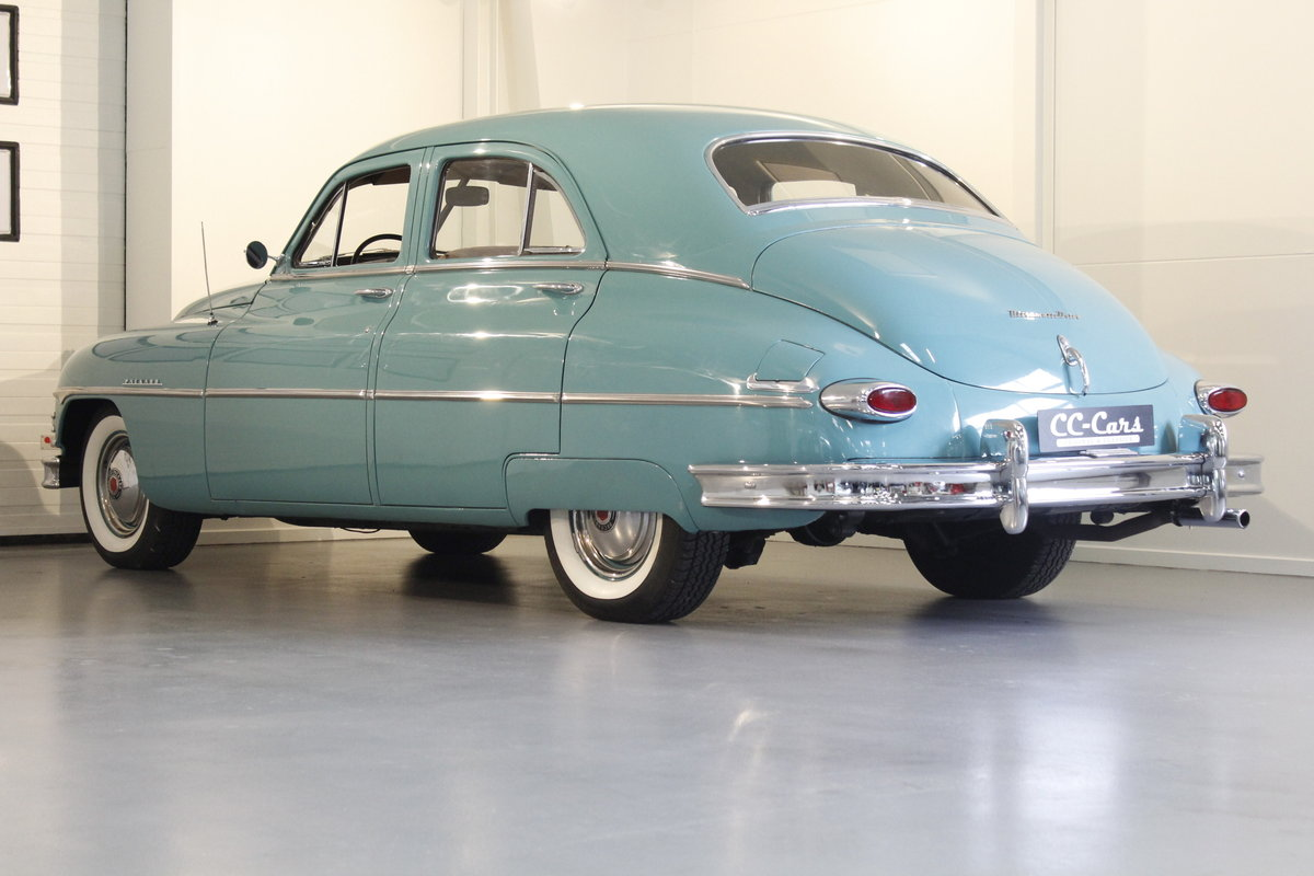 1950 Packard Eight 4,7 Touring Sedan For Sale (picture 2 of 6)