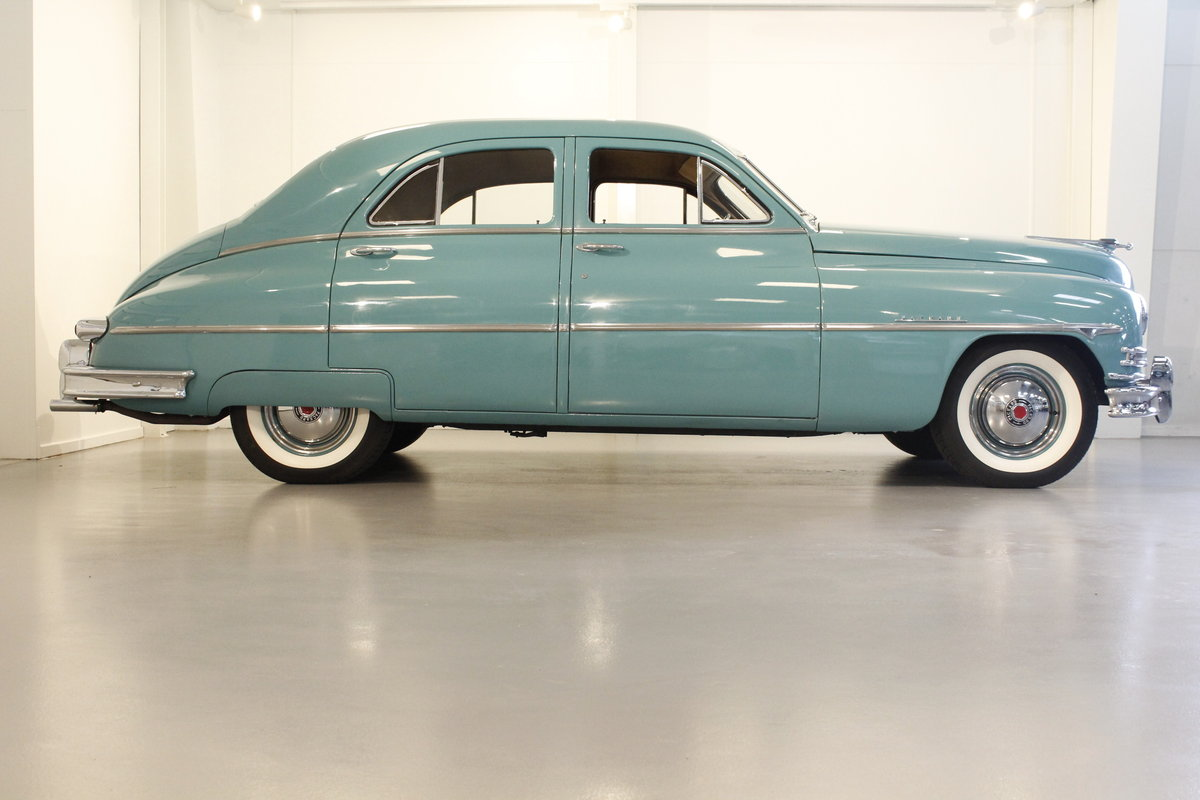 1950 Packard Eight 4,7 Touring Sedan For Sale (picture 3 of 6)