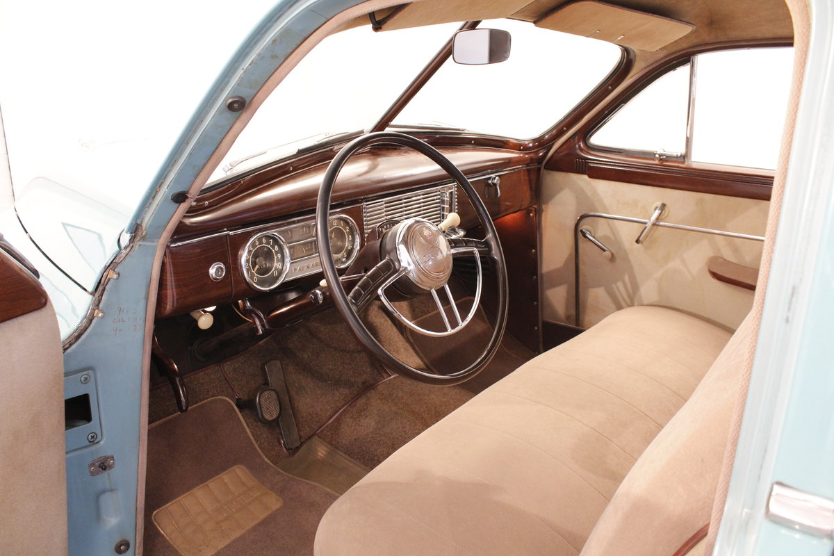 1950 Packard Eight 4,7 Touring Sedan For Sale (picture 4 of 6)