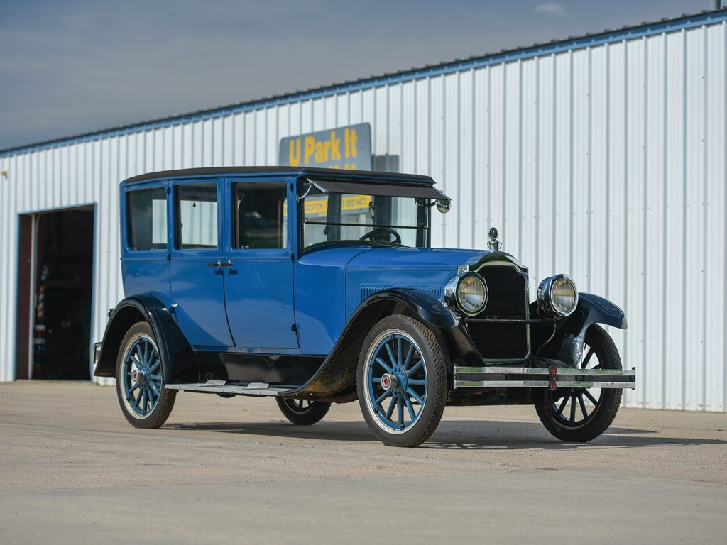 1923 Packard 126 Sedan For Sale by Auction (picture 1 of 6)