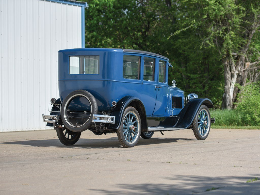 1923 Packard 126 Sedan For Sale by Auction (picture 2 of 6)