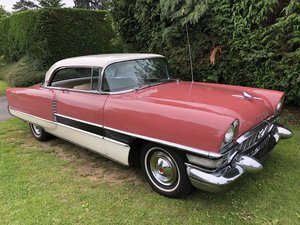 Rare 1955 Packard 400 2 Door Hardtop Pillarless Coupe