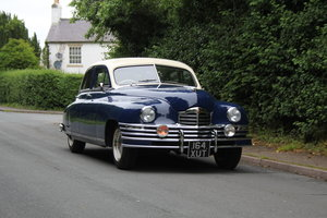 1948 Packard 22nd Series Touring Sedan