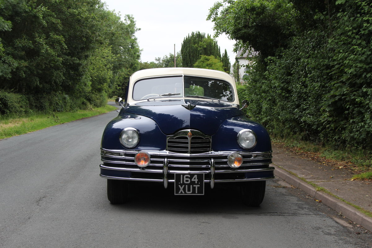 1948 Packard 22nd Series Touring Sedan For Sale (picture 2 of 12)