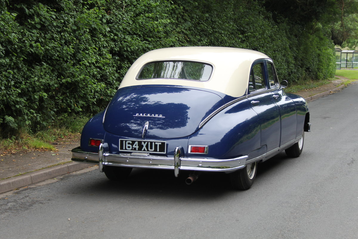 1948 Packard 22nd Series Touring Sedan For Sale (picture 5 of 12)