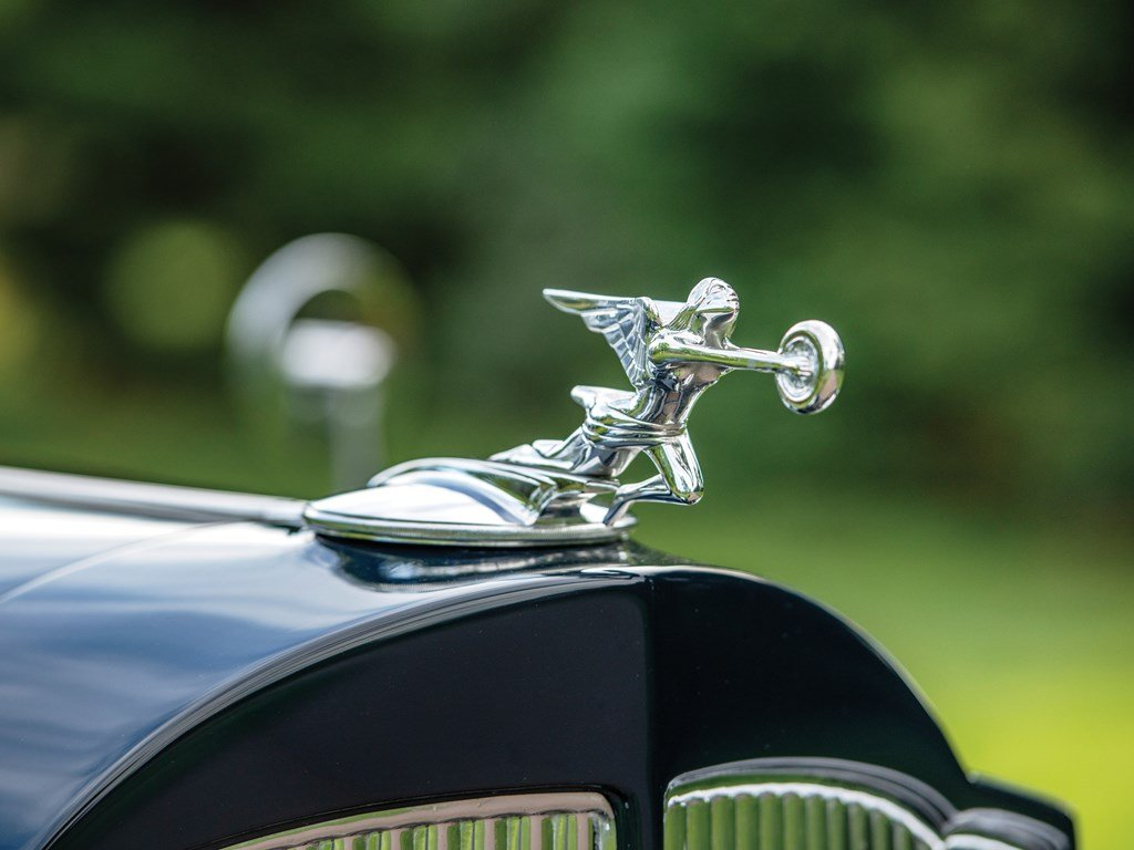 1934 Packard Twelve Individual Custom Convertible Sedan by D For Sale by Auction (picture 6 of 6)