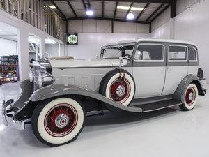 1932 Packard 900 Light Eight Sedan