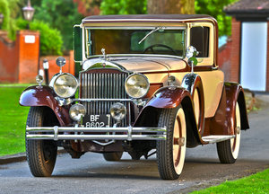 1930 Packard 733 RS Golfers Coupe For Sale
