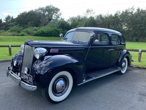 1939 Packard Six Four Door Touring Sedan For Sale