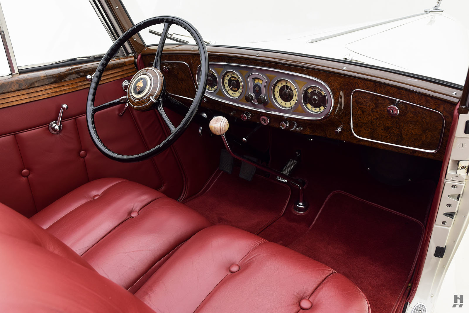 1936 Packard Super Eight Coupe Roadster For Sale (picture 5 of 6)