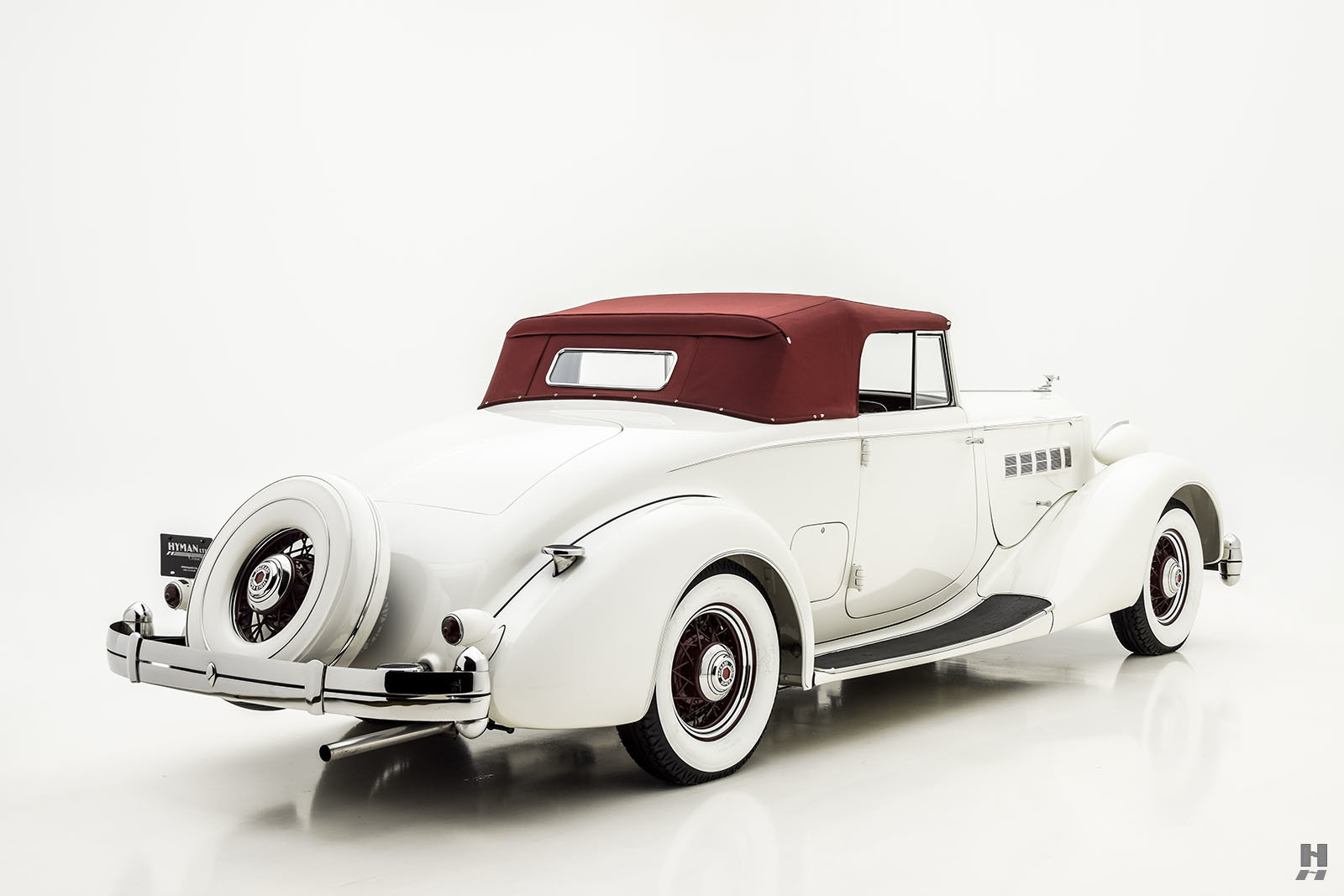 1936 Packard Super Eight Coupe Roadster For Sale (picture 6 of 6)