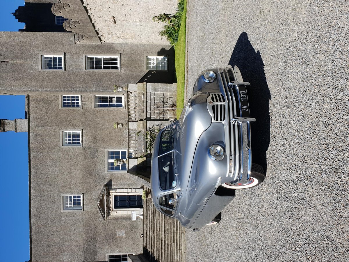1949 Packard De-Luxe, Straight Eight Coupe For Sale (picture 2 of 6)