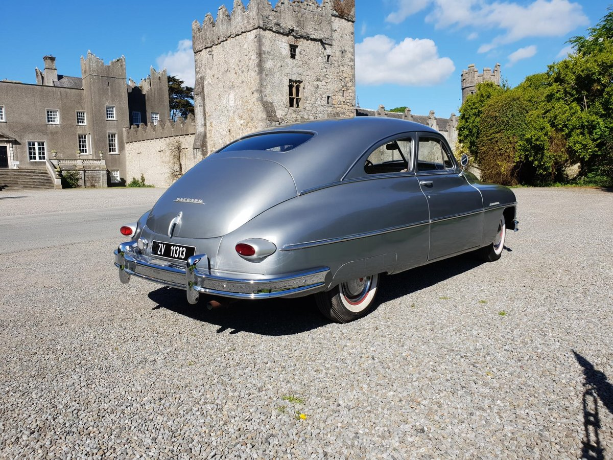 1949 Packard De-Luxe, Straight Eight Coupe For Sale (picture 4 of 6)