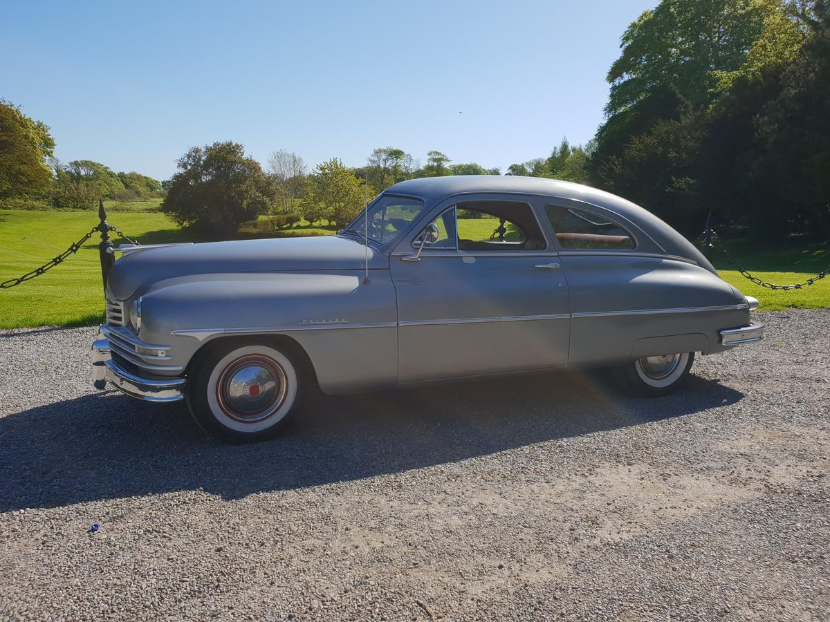 1949 Packard De-Luxe, Straight Eight Coupe For Sale (picture 6 of 6)