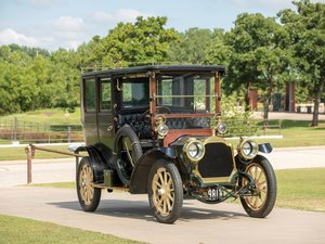 1909 Packard Model 18 Town Car  For Sale by Auction