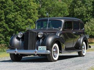 1939 Packard Twelve Touring Sedan