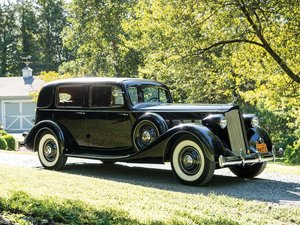 1936 Packard Super 8 Formal Sedan  For Sale by Auction