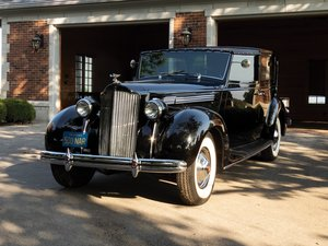 1937 Packard Town Car by Rollston For Sale by Auction