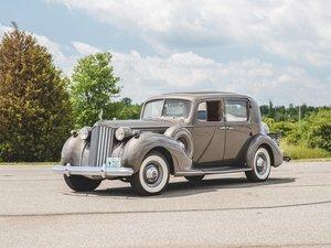 1939 Packard Twelve Club Sedan  For Sale by Auction