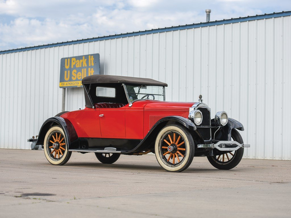 1923 Packard Series 133 Runabout  For Sale by Auction (picture 1 of 6)