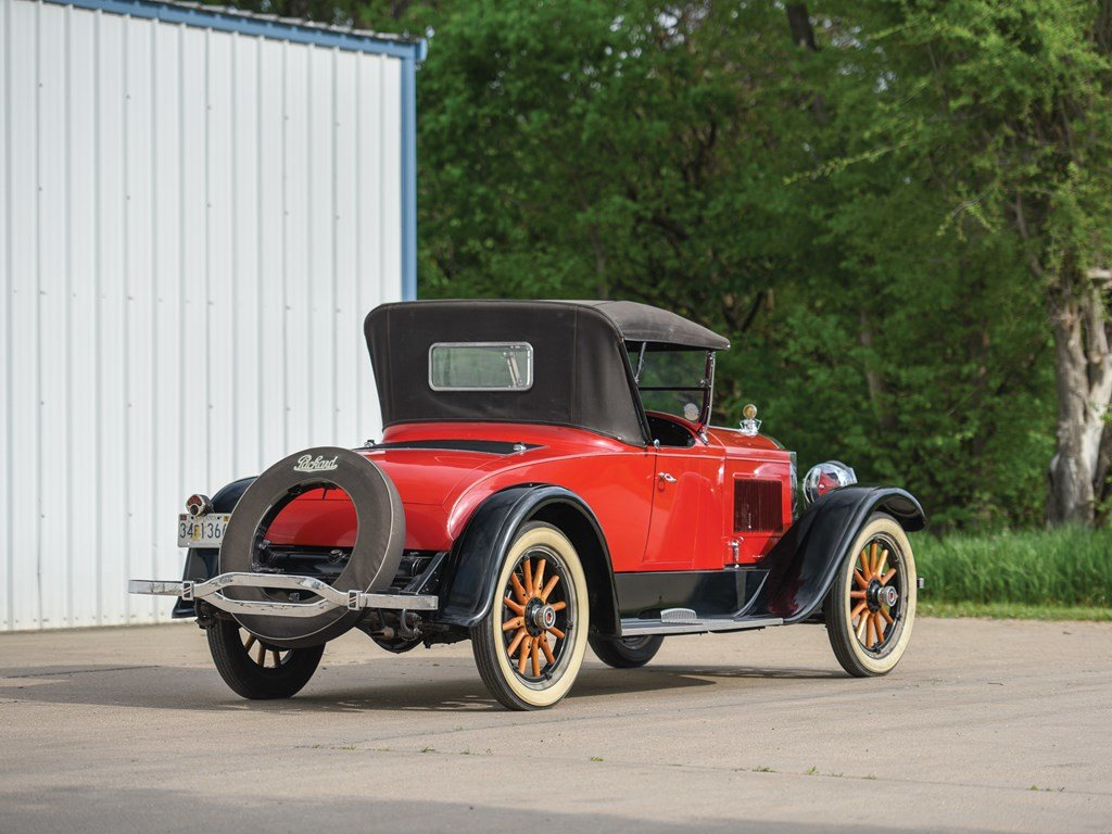 1923 Packard Series 133 Runabout  For Sale by Auction (picture 2 of 6)