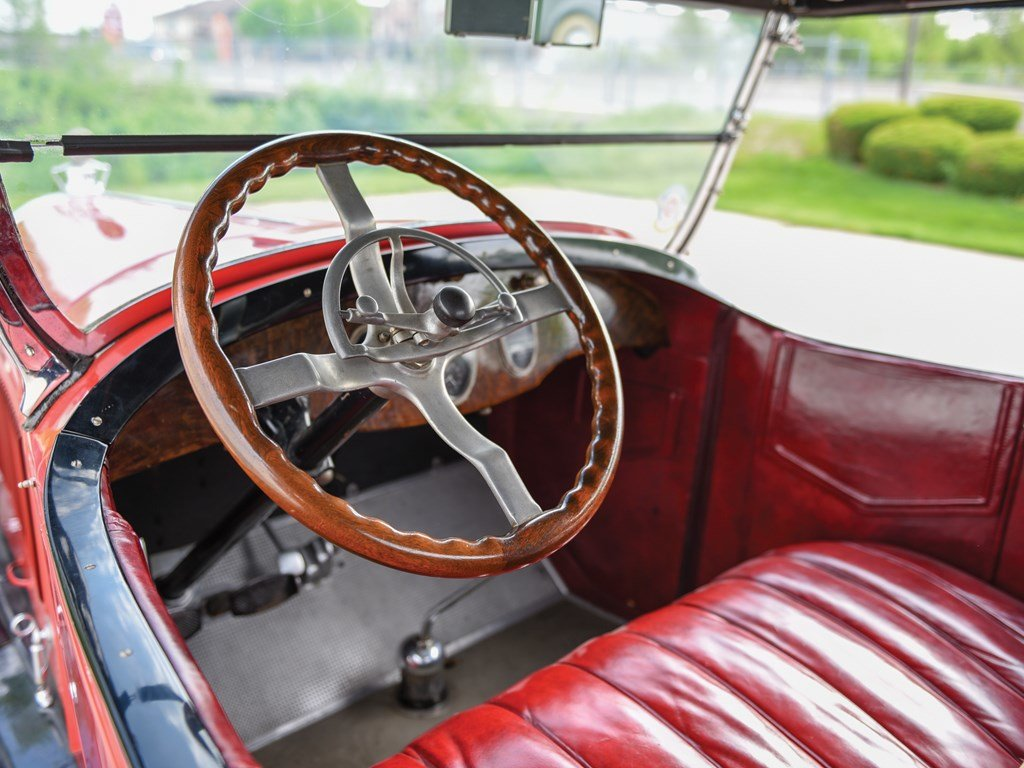 1923 Packard Series 133 Runabout  For Sale by Auction (picture 4 of 6)