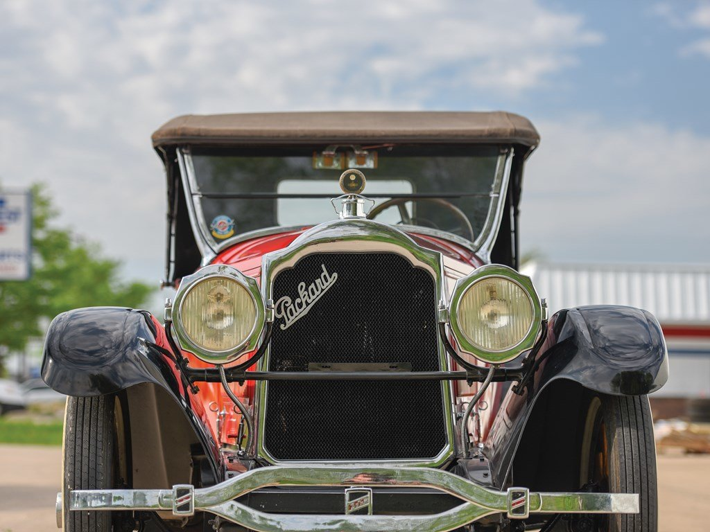 1923 Packard Series 133 Runabout  For Sale by Auction (picture 6 of 6)