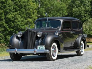 1939 Packard Twelve Touring Sedan  For Sale by Auction