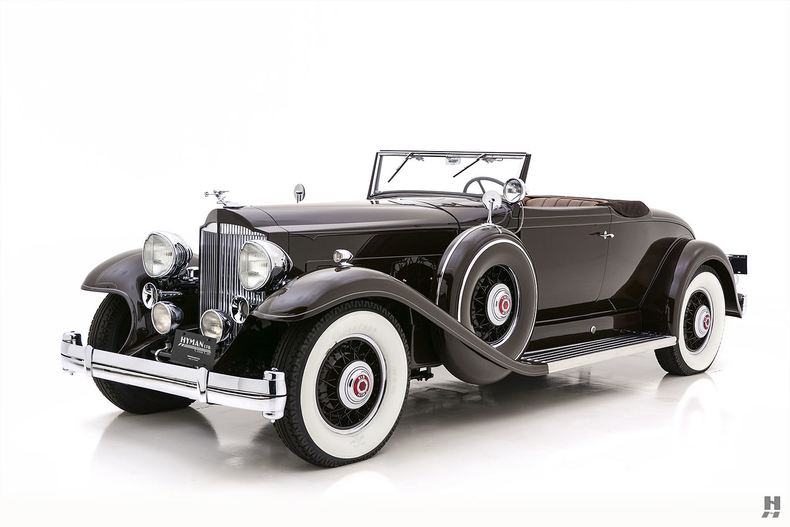 1932 Packard Twin Six Coupe Roadster For Sale (picture 1 of 6)